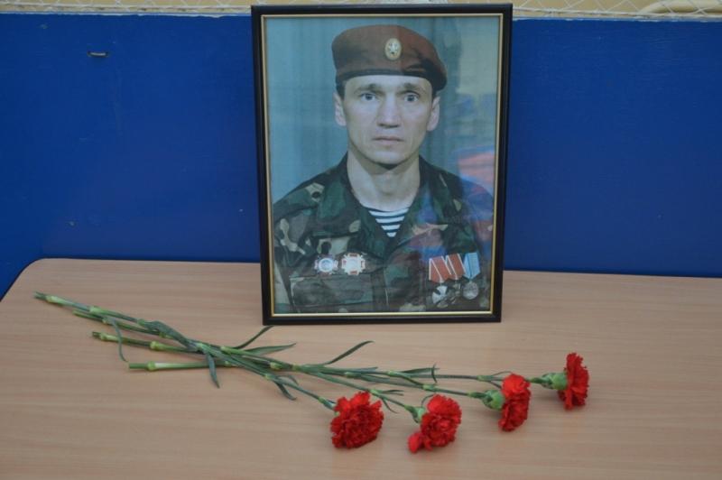 Сергей Багаев. Герой России