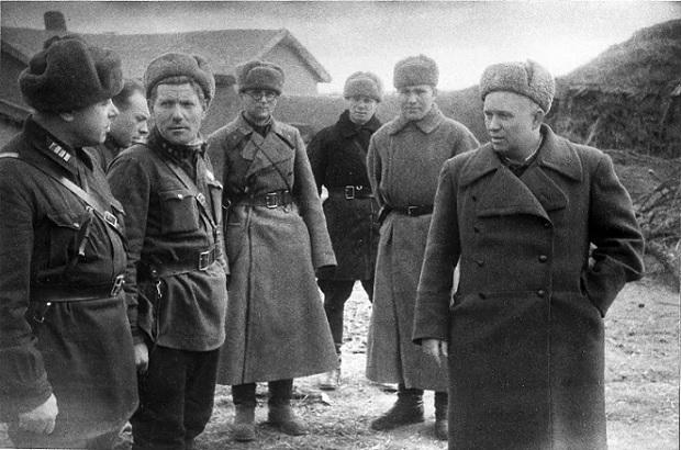 Чем занимались советские Генсеки во время войны