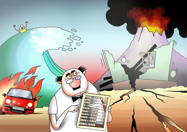 Экономика катастроф: самолеты падают из-за разрухи в головах