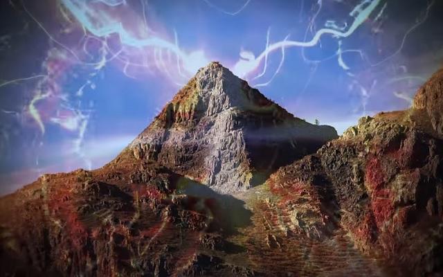 Пирамиды в Сибири