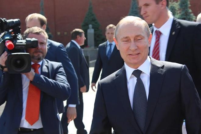 Владимир Путин как звезда реалити-шоу