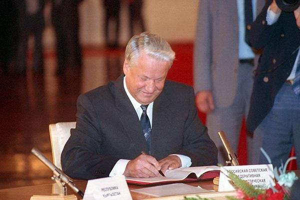 Указ № 1400 - конституционная реформа или госпереворот?