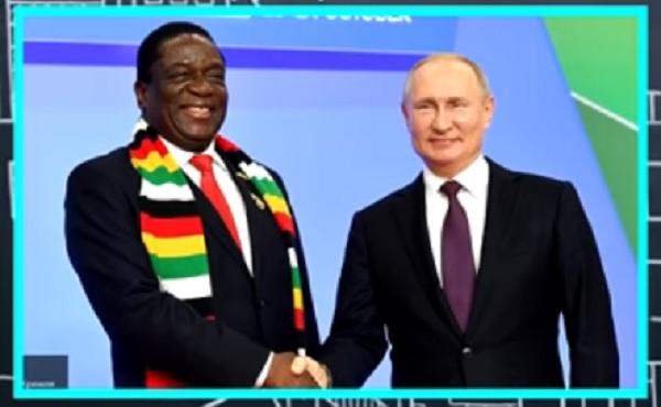 РОССИЯ ПРОСТИЛА АФРИКЕ 20 миллиардов долларов