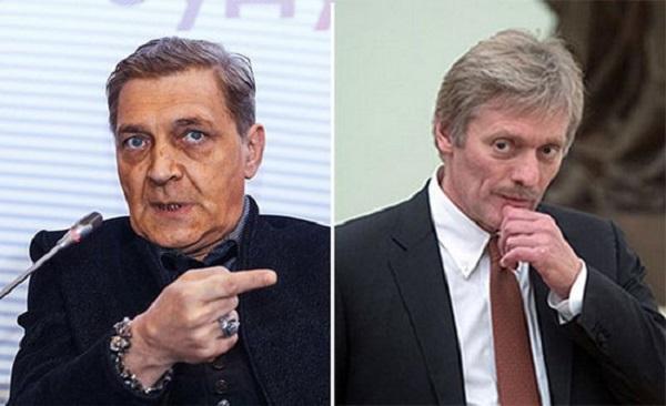 Невзоров сравнил Пескова с котом, который «нашкодил сразу в три тапка»
