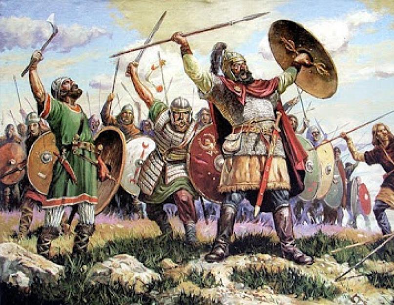 Тайны древней Руси 1 серия Цивилизации первых славян