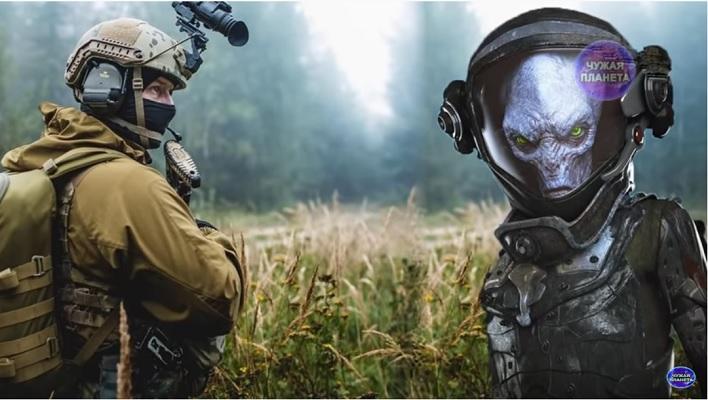 Военные такого еще не видели. Крушение НЛО и шесть живых пришельцев. В России НЛО совершил посадку