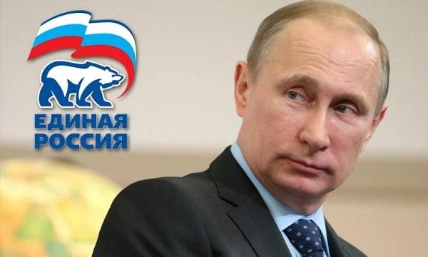 Велика Единая Россия – а передать власть некому! Как так?
