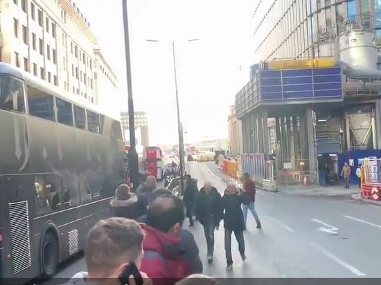 В Лондоне началась паника после стрельбы в центре города