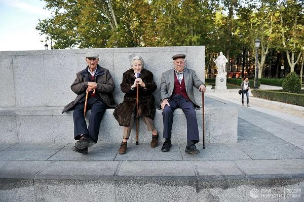 Дожили: в Европе начинается пенсионный кризис