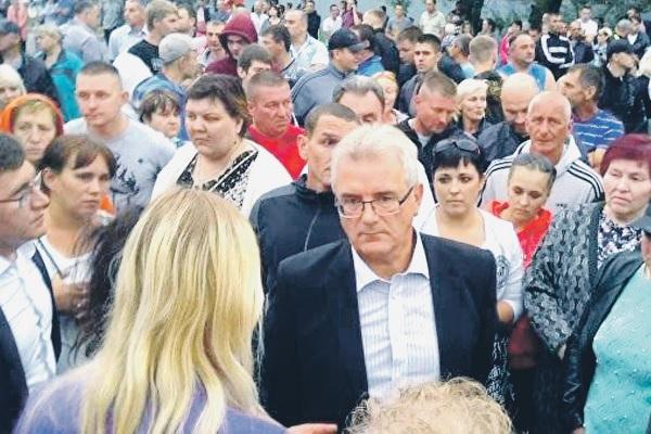 Россия-2019 рекордное число акций и протестов