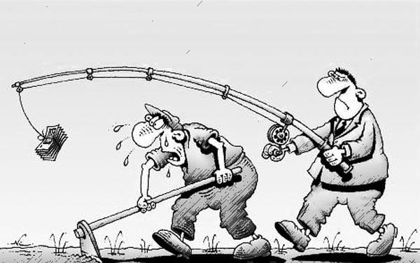 «Свободный рынок» как ловушка для дураков, в которую нас заманили США