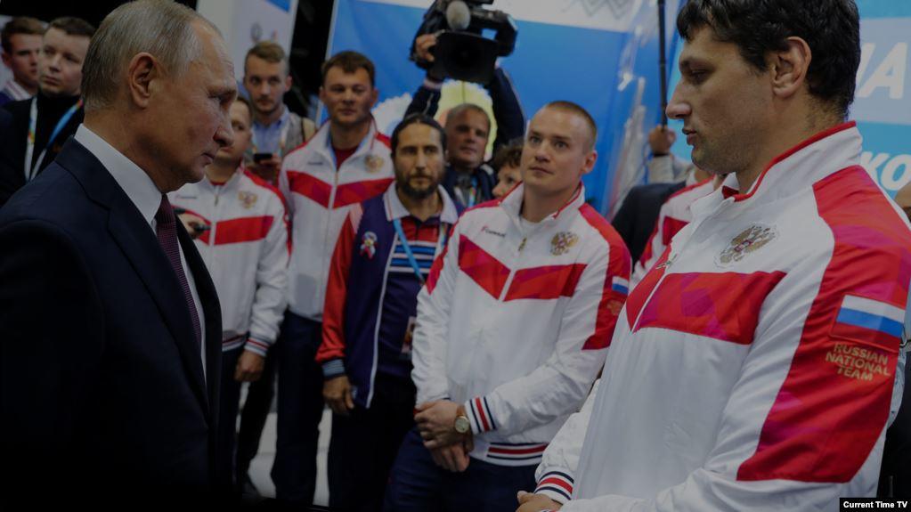 Россию на четыре года отстранили от крупных международных соревнований