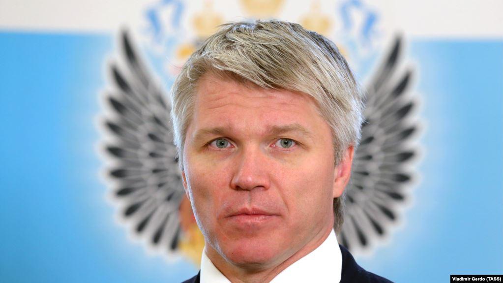 Министр спорта России награждён орденом Невского. Указ о вручении не публиковался