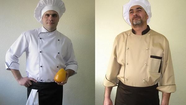 Поварская форма — важный вопрос для любого ресторана или кафе