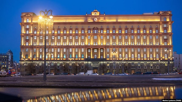 Двое сотрудников силовых ведомств ранены при стрельбе в центре Москвы возле здания ФСБ