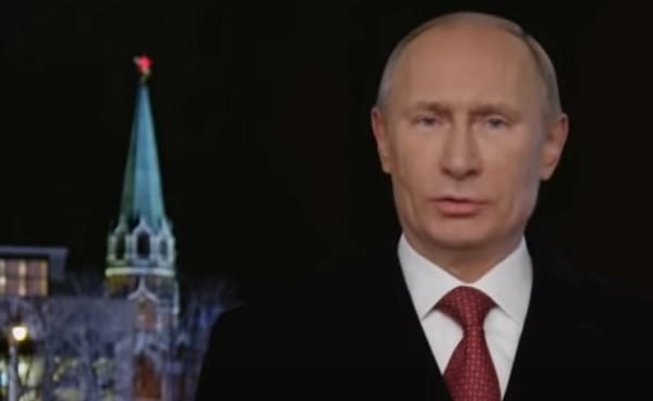 Путин, День Сурка и Новогодние челенджи