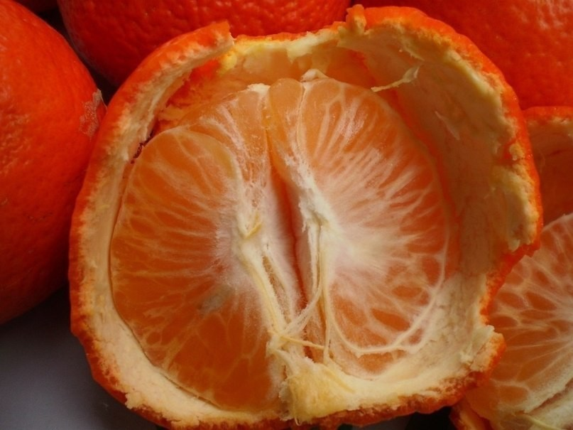 Кожура и листья мандарина в лечебных целях