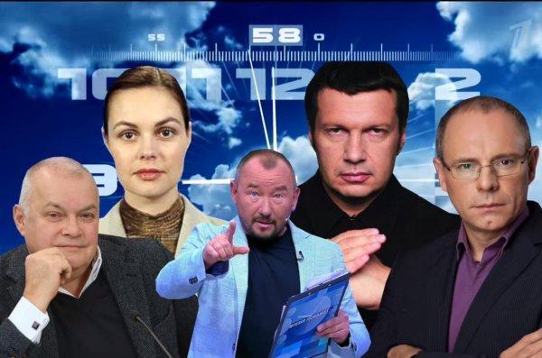 Российская ТВ-пропаганда: говоря строго, сделана убого