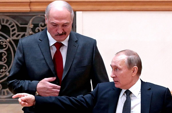 Зачем Путин превращает Белоруссию во врага России?
