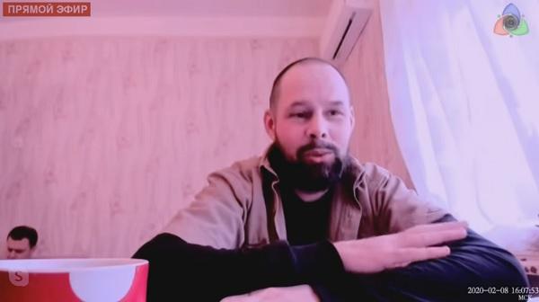 Кунгуров отвечает на вопросы зрителей