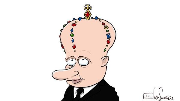 О госсоветской синекуре Путина: права огромные, обязанностей никаких