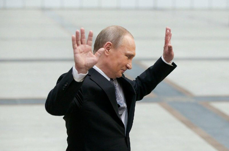 Путин не ушел – значит, уйдет в небытие страна под его слепой властью