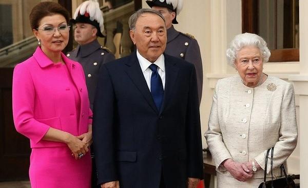 Приютили, обогрели и обобрали: Приключения Назарбаевых в Лондоне и не только....