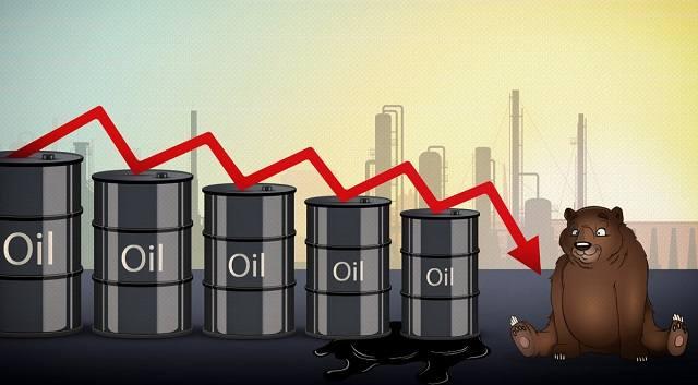 Отрицательная цена на нефть? И это не исключено