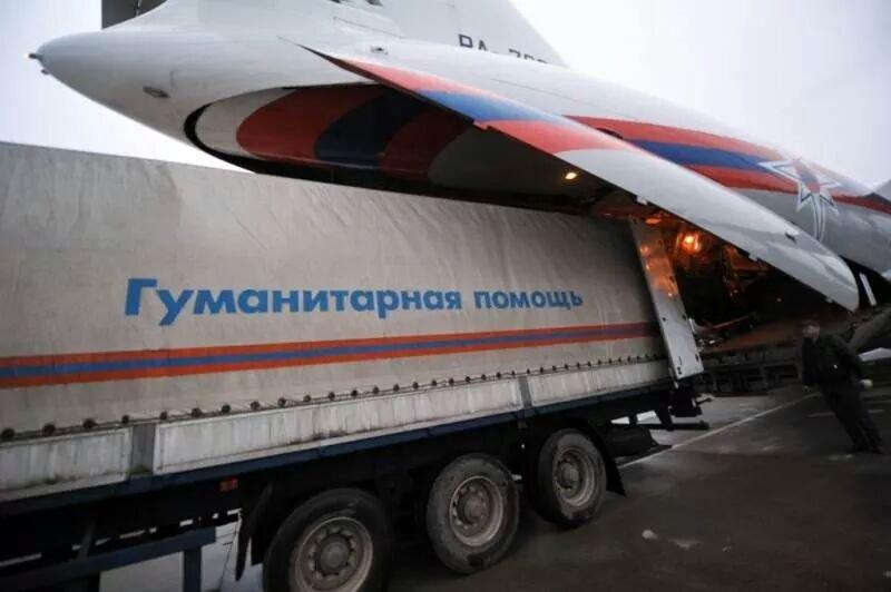 Россия протянула руку помощи Италии, та ее приняла…