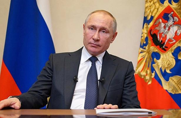 Россия прислала в США огромный самолет с медоборудованием