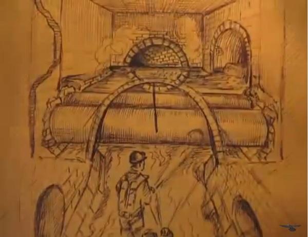 Подземная Москва. Путешествие к центру земли