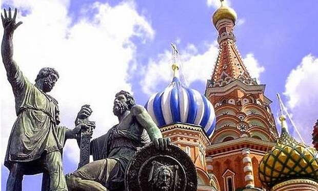 Национальная идея русских за что они готовы завсегда в огонь и в дым