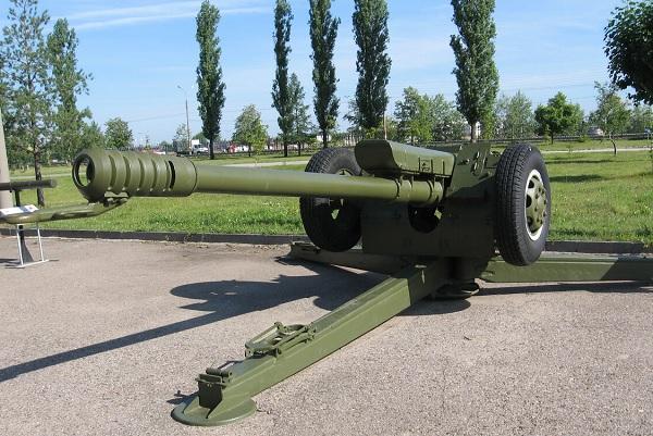 Гаубица Д-30, история СССР