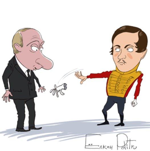 Первый из чиновной братии против Путина пошел