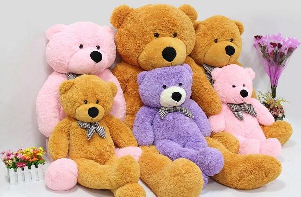 Самая ласковая игрушка для детей и взрослых