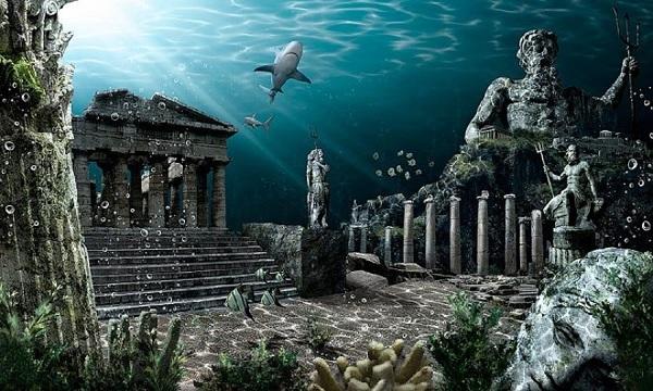 Где спрятаны сокровища Атлантиды