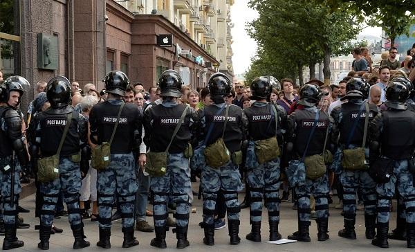 Народ для Кремля – несчастье вроде засухи или пожара