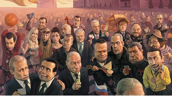 Мир нашей элиты построен на деньгах, связях и страхе
