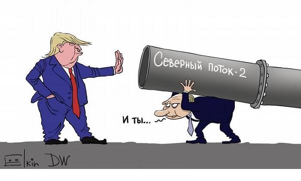 Как экономическая политика Путина сделала все для срыва «СП-2»