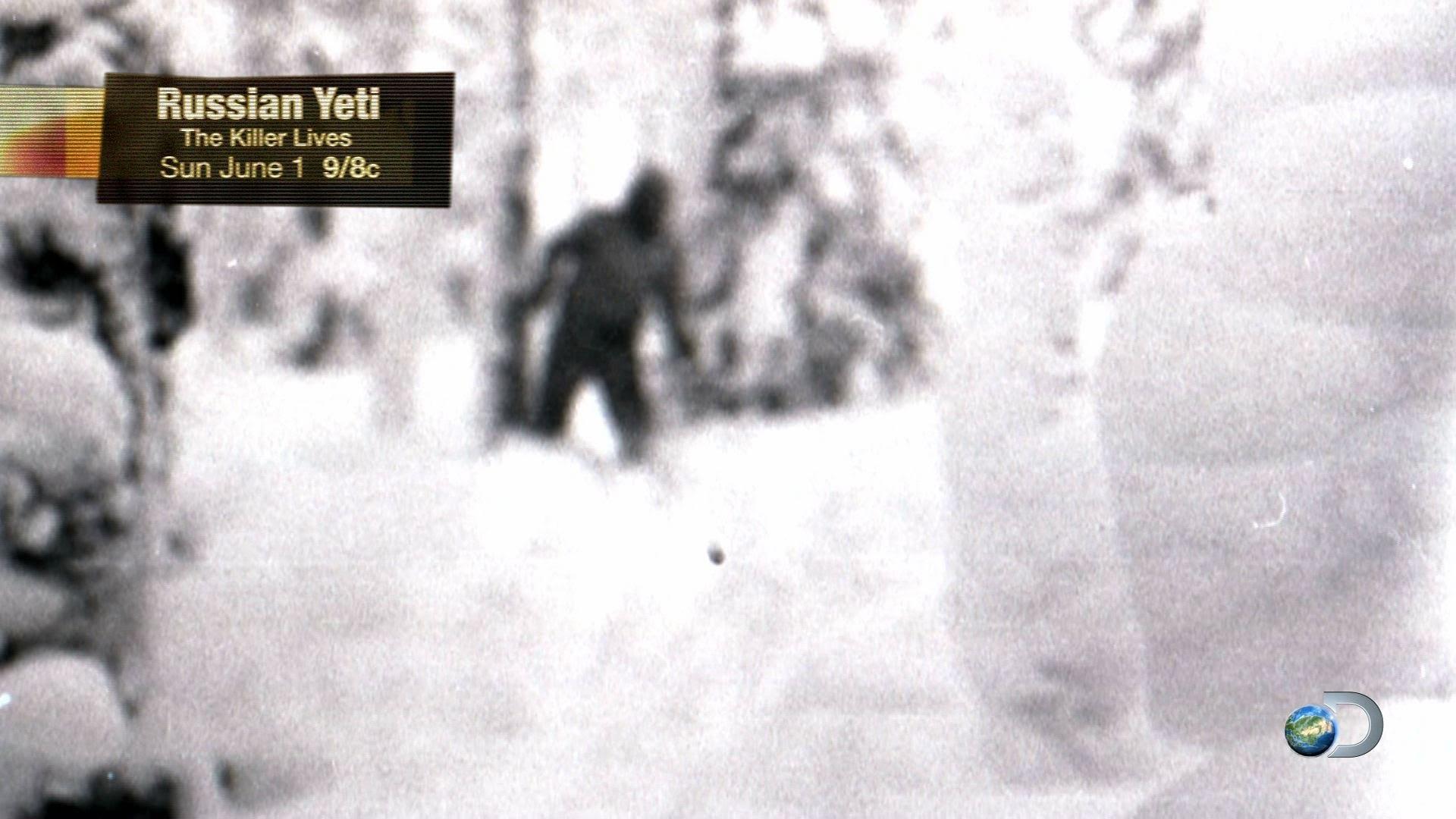 Discovery-Перевал Дятлова гипотеза о йети
