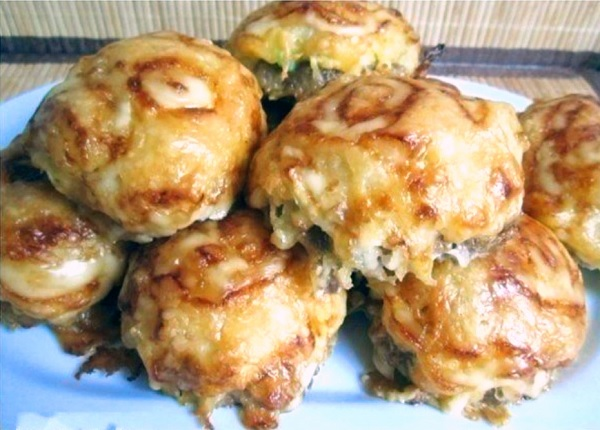 Стожки - очень вкусное и сытное блюдо