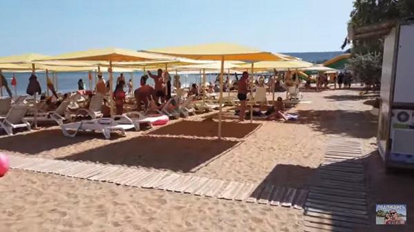 Коктебель. Пляж нудистов в Крыму. Феодосия 2020. Цены на еду