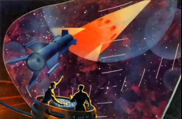 «2032»: Трек 04 – В звёздном вихре времён (ария Рассказчицы)