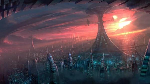 Если бы человечество развило свою цивилизацию до V-го типа то как бы это выглядело (2 часть)