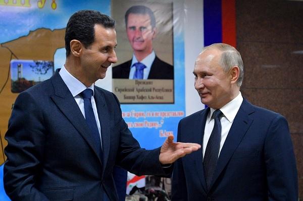 Миллиард долларов на восстановление Сирии, 33 миллиона рублей на охрану губернатора. А вы держитесь.