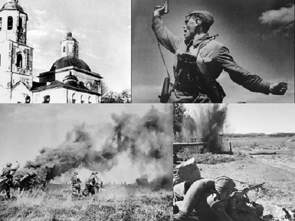 Хроника одного дня. 22 июня 1941 года