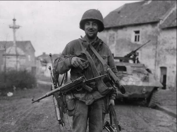 Как проявили себя американские солдаты на Второй мировой