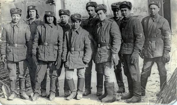 Какие землячества в Советской армии были самыми боевыми