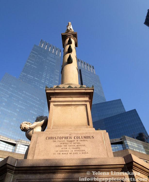 Штаты: Колумб отправляется в утиль?