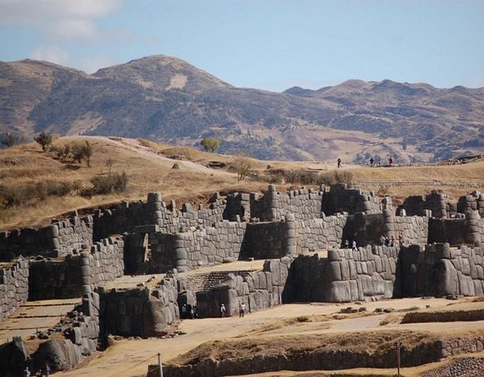 Мегалиты.История глазами строителя. Часть 10. Перу. Саксайуаман.